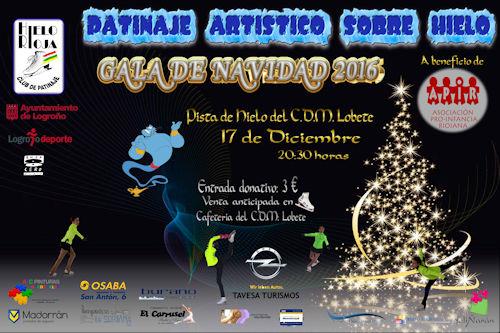 GALA DE NAVIDAD 2016