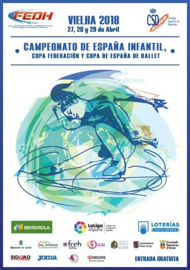 Campeonato de España Infantil de Patinaje Artístico sobre Hielo